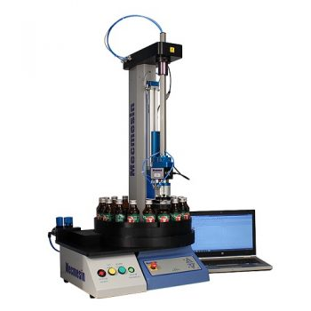 ABC-t Automated bottle cap tester