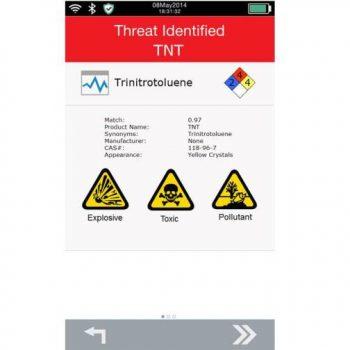 Progeny ResQ TNT Threat Tagging Screenshot