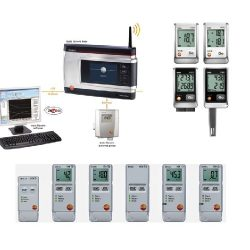 Data Loggers & Monitoring System